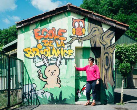 L'école de Blanquefort-sur-Briolance_Montessori © Eugenie Baccot
