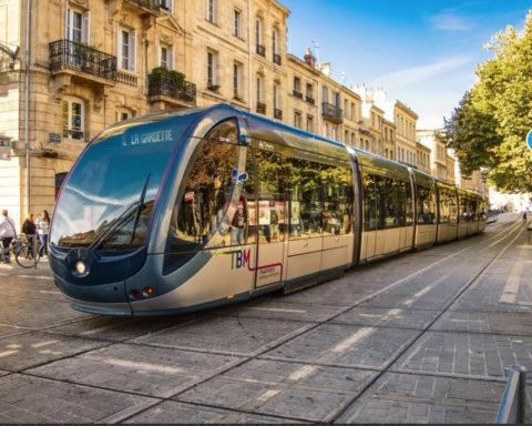 Tramway de Bordeaux - © CC0 - Dom